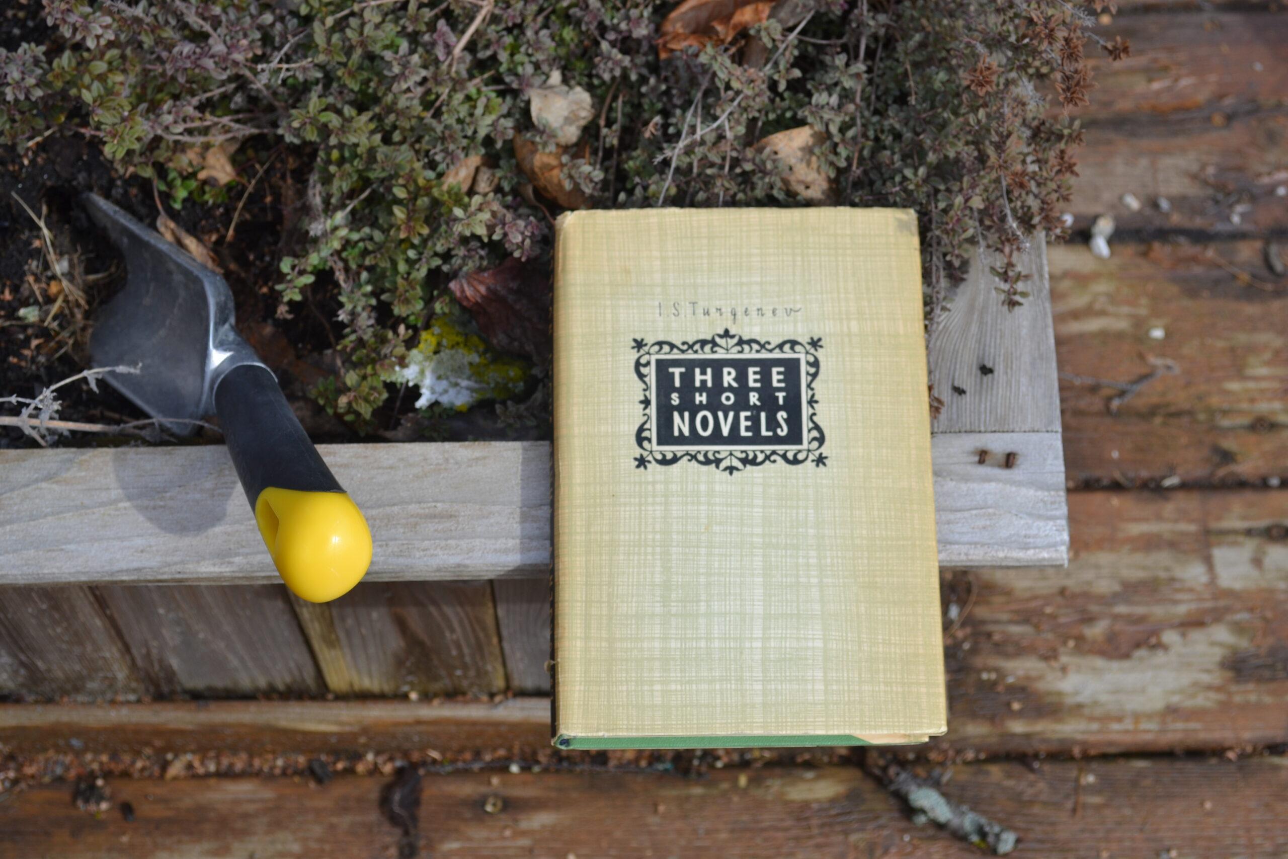 Three Short Novels