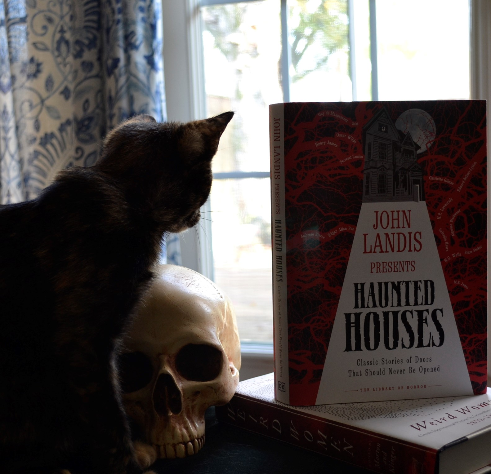 Weird Women & Haunted Houses
